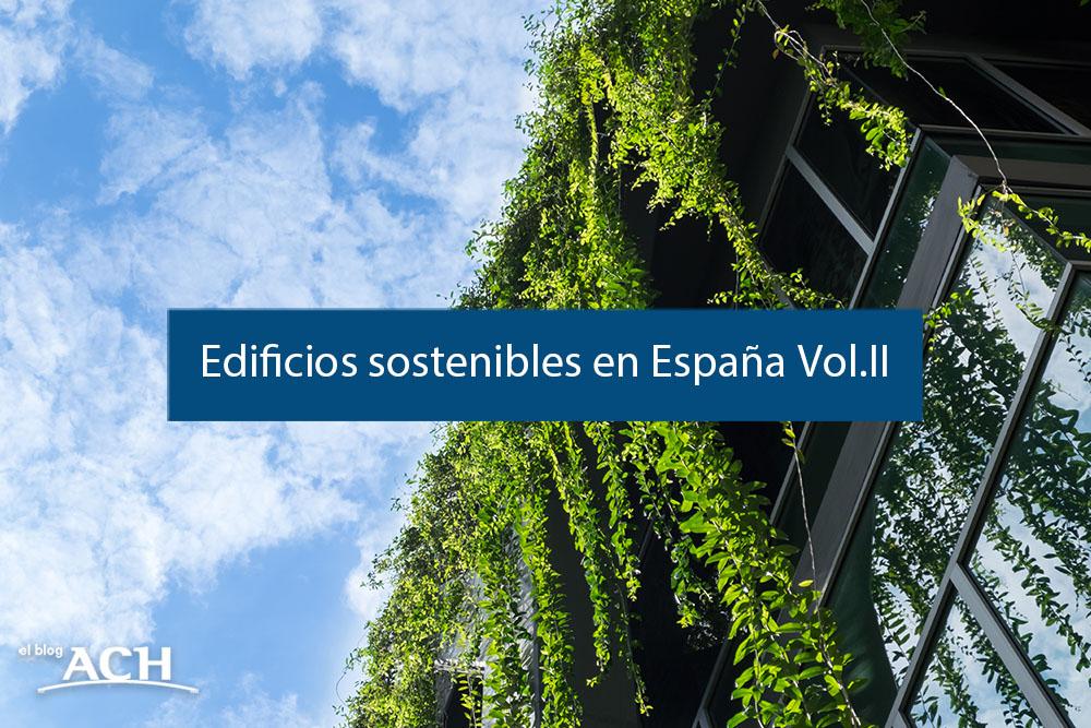 sostenibilidad en España