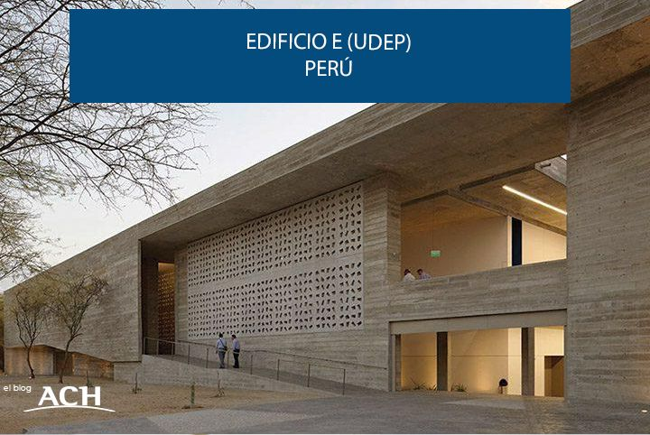 edificio E de la Universidad de Piura