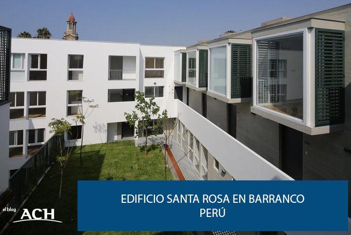 EDIFICIO SANTA ROSA EN BARRANCO, LIMA