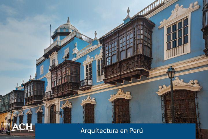 Arquitectura en Perú