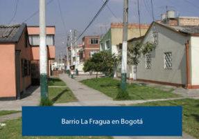 Barrio La Fragua Bogota