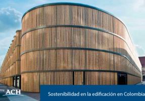 sostenibilidad en edificación en Colombia