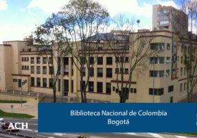 Biblioteca Nacional de Colombia en Bogotá