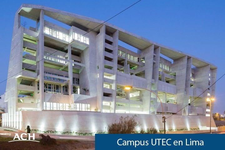 campus UTEC de Lima