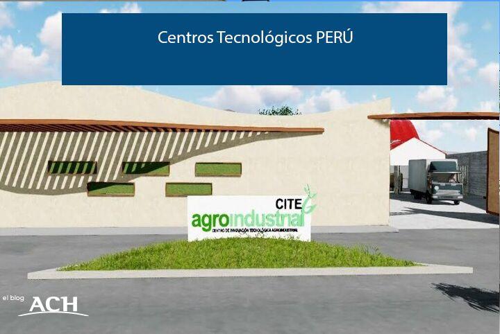 centros tecnológicos en peru