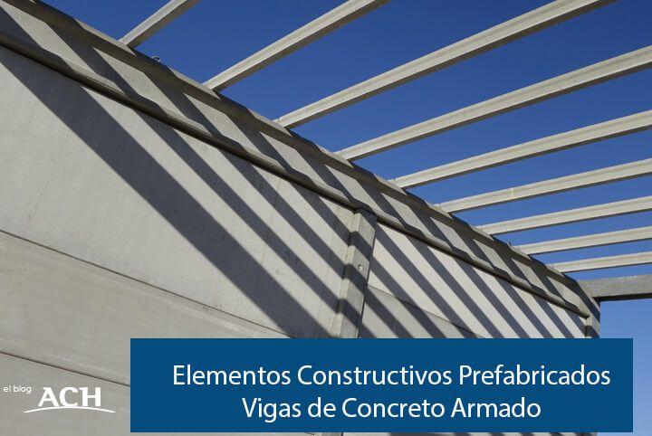 elementos constructivos prefabricados