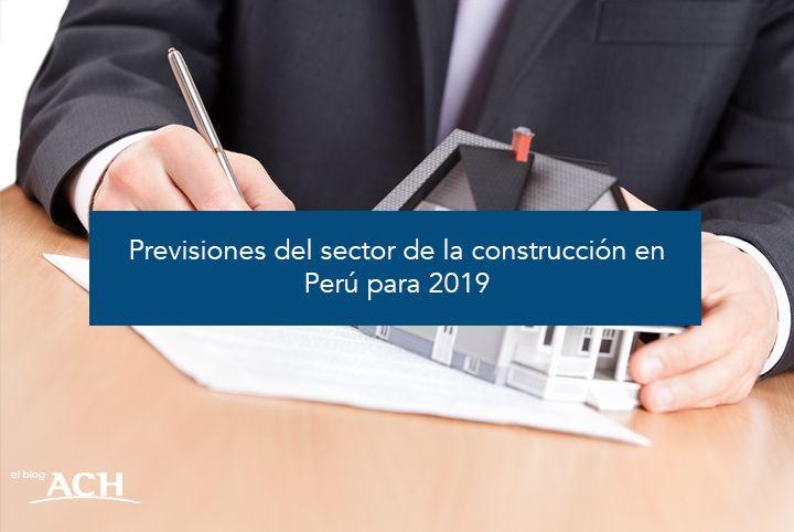Construcción en Perú