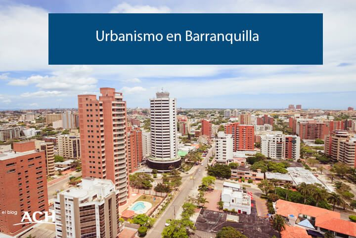 urbanismo en barranquilla